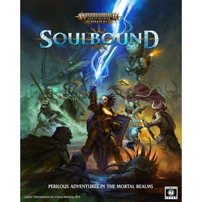 Warhammer Age of Sigmar: Soulbound Rulebook (BOOK) (No Amazon Sales)