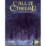 Call of Cthulhu: 7th Ed Call Of Cthulhu Keepers Rulebook (HC) (BOOK)