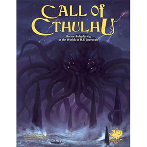 Call of Cthulhu: 7th Ed Call Of Cthulhu Keepers Rulebook (HC) (BOOK)