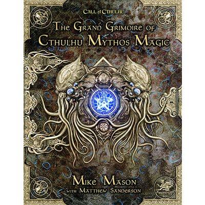 Call of Cthulhu: Grand Grimoire of Cthulhu Mythos Magic (BOOK)