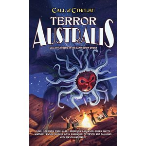 Call of Cthulhu: Terror Australis (BOOK)