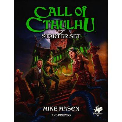 Call of Cthulhu Starter Set (BOX SET)