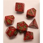 Speckled: 7Pc Strawberry