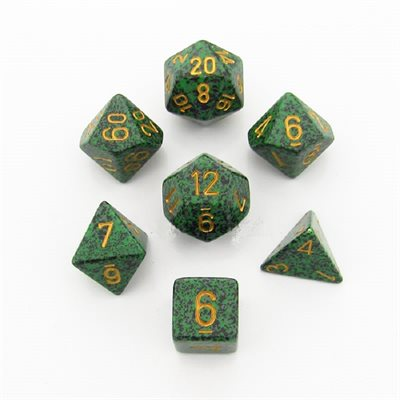 Speckled: 7Pc Golden Recon