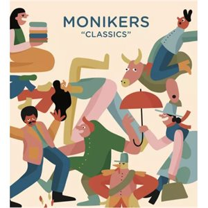Monikers: Classics (No Amazon Sales) ^ Q1 2021