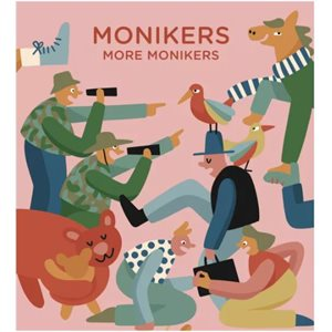 Monikers: More Monikers (No Amazon Sales) ^ Q1 2021