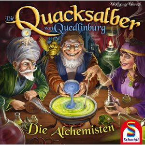 Quacks of Quedlinberg: The Alchemists (No Amazon Sales) ^ Q1 2021