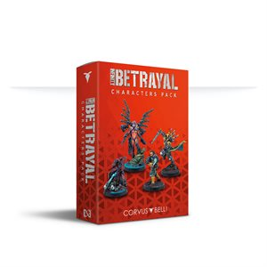 Infinity: Characters: Betrayal Characters Pack ^ OCT 23 2020