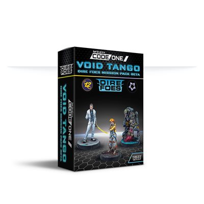 Infinity: CodeOne: Dire Foes Mission Pack Beta: Void Tango