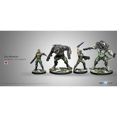 Infinity: Ariadna Dog Warriors