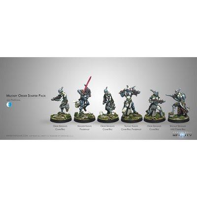 Infinity: PanOceania Military Order Starter Pack