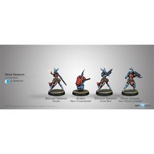 Infinity: PanOceania Order Sergeants