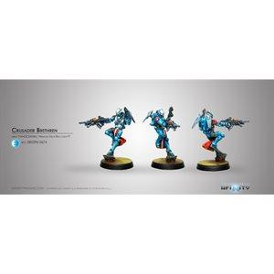 Infinity: Crusader Brethren (Multi Rifle + Light FT)