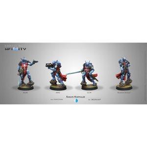 Infinity: Panoceania Knights Hospitaller (4)