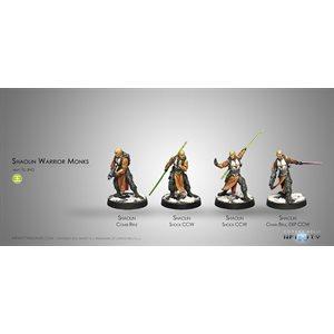 Infinity: Yu Jing Shaolin Warrior Monks