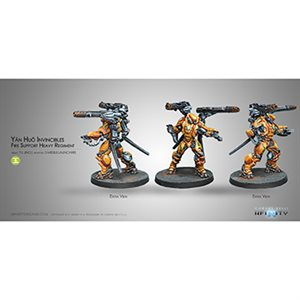 Infinity: Yu Jing Yan Huo Invincibles Missile Lau