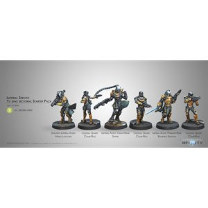Infinity: Yu Jing Imperial Service Sectoral Starter Pack