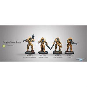 Infinity: Yu Jing Wu Ming Assault Corps (4)