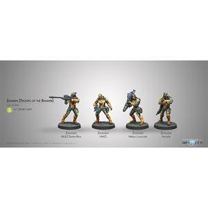 Infinity: Yu Jing Zhanshi (Troops of the Banner)