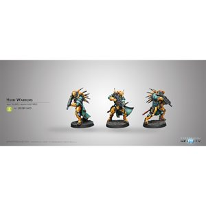 Infinity: Yu Jing - Hsien Warrior - Multi Rifle (1) - RS