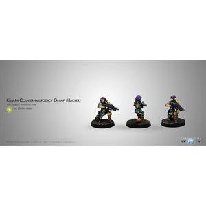 Infinity: Yu Jing: Kanren Counter Insurgency Group (Hacker)