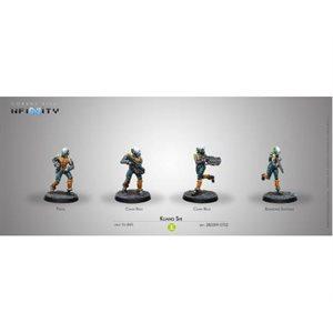 Infinity: Yu Jing - Kuang Shi - Chain Rifle / Boarding Shotgun (4) - RS