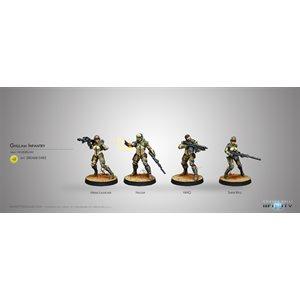 Infinity: Haqqislam Ghulam Infantry