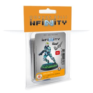 Infinity: NA2 / Spiral Corps / Tohaa Hatail Spec-Ops ^ OCT 23 2020