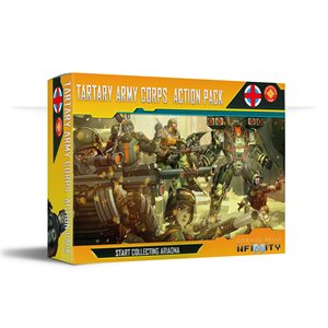 Infinity: Ariadna Tartary Army Corps Action Pack ^ OCT 23 2020