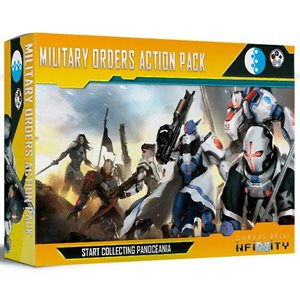 Infinity: PanOceania Military Orders Action Pack ^ APR 30 2021