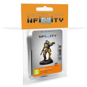 Infinity: Yu Jing Krit Kokram, Invincible Zuyongs Specialist