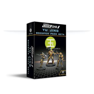 Infinity: CodeOne: Yu Jing Booster Pack Beta