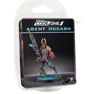 Infinity: CodeOne: Combined Army Agent Dukash (Multi Rifle) ^ MAY 28 2021