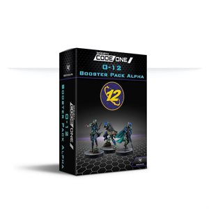 Infinity: CodeOne: O-12 Booster Pack alpha