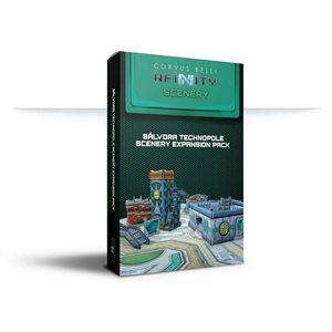 Infinity: Sálvora Technopole Scenery Expansion Pack