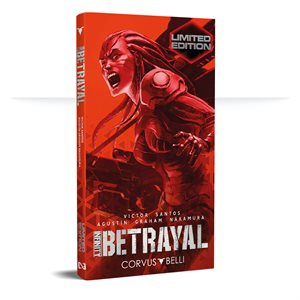 Infinity: Betrayal Graphic Novel: Limited Edition (BOOK)^ AUG 28 2020