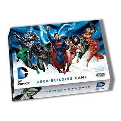 DC Comics Deckbuilding