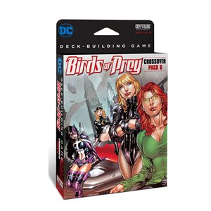 DC Comics DBG Crossover Pack #6 Birds of Prey