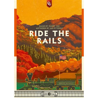 Ride the Rails ^ JUL 1 2020