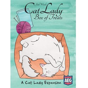 Cat Lady: Box of Treats