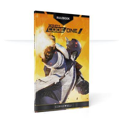 Infinity: CodeOne Rulebook (EN) (BOOK)