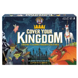 Cover Your Kingdom