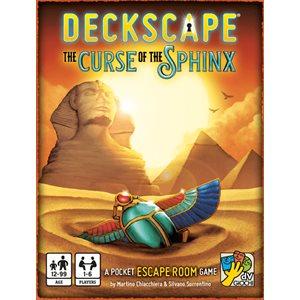 Deckscape: Curse of the Sphinx (No Amazon Sales)