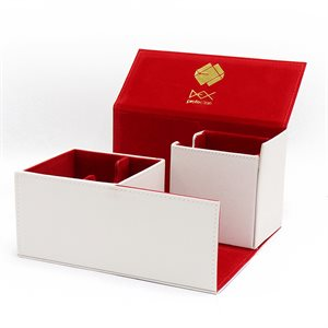 Deck Box: Creation Line Large 175Ct White