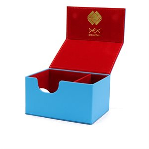 Deck Box: Creation Line Medium 120Ct Blue