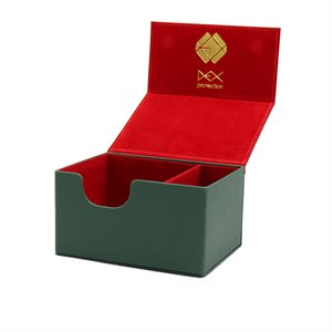 Deck Box: Creation Line Medium 120Ct Green