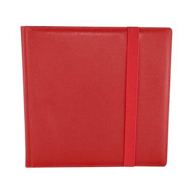 Binder: Dex 12-Pocket Red