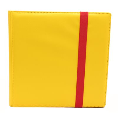 Binder: Dex 12-Pocket Yellow