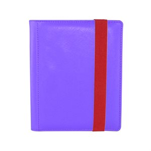 Binder: Dex 4-Pocket Purple