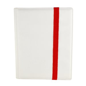 Binder: Dex 9-Pocket White